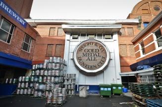 Speights Brewery, Dunedin, New Zealand